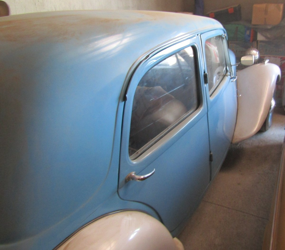 1954 Citroen  For Sale (picture 1 of 6)