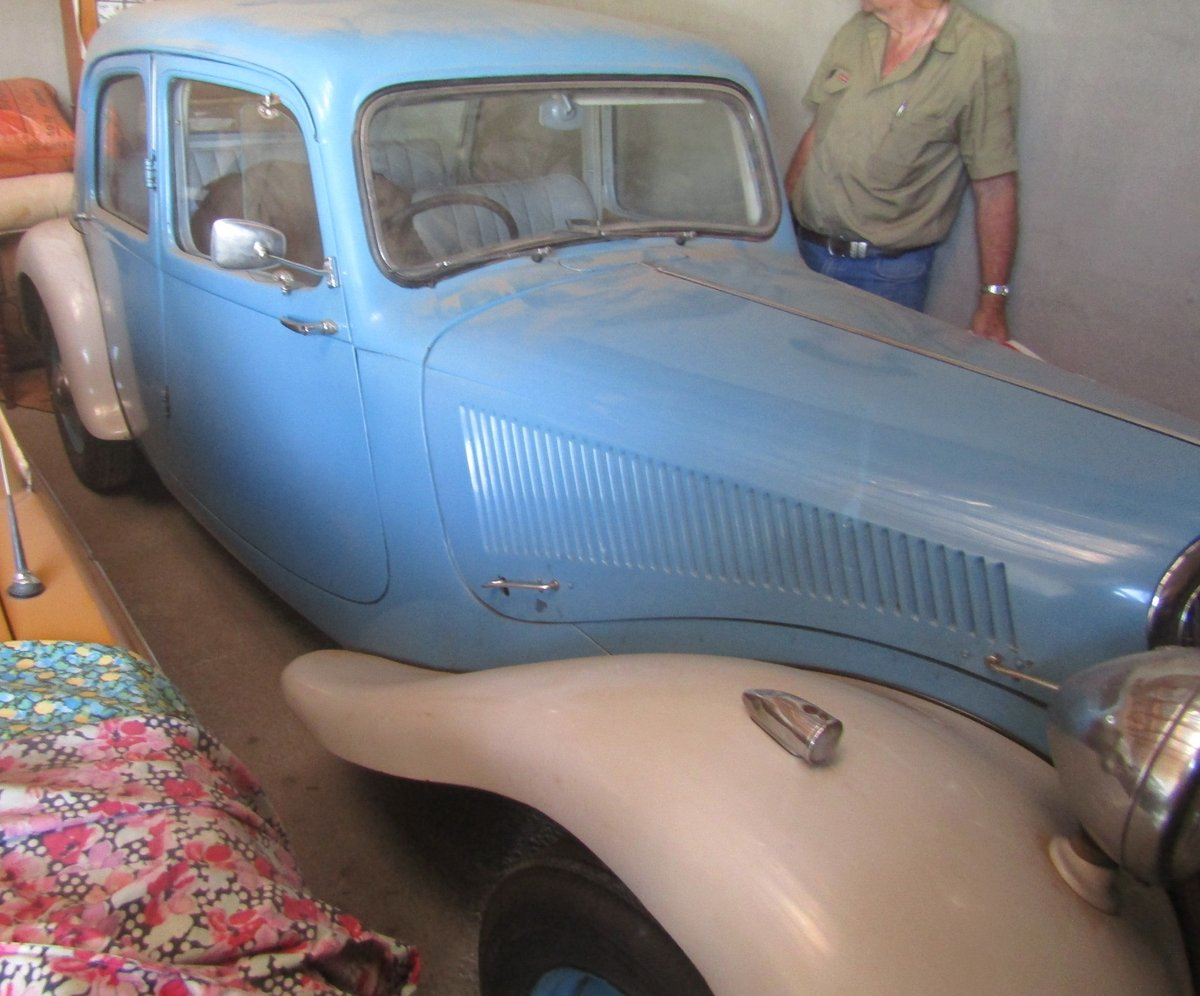 1954 Citroen  For Sale (picture 5 of 6)