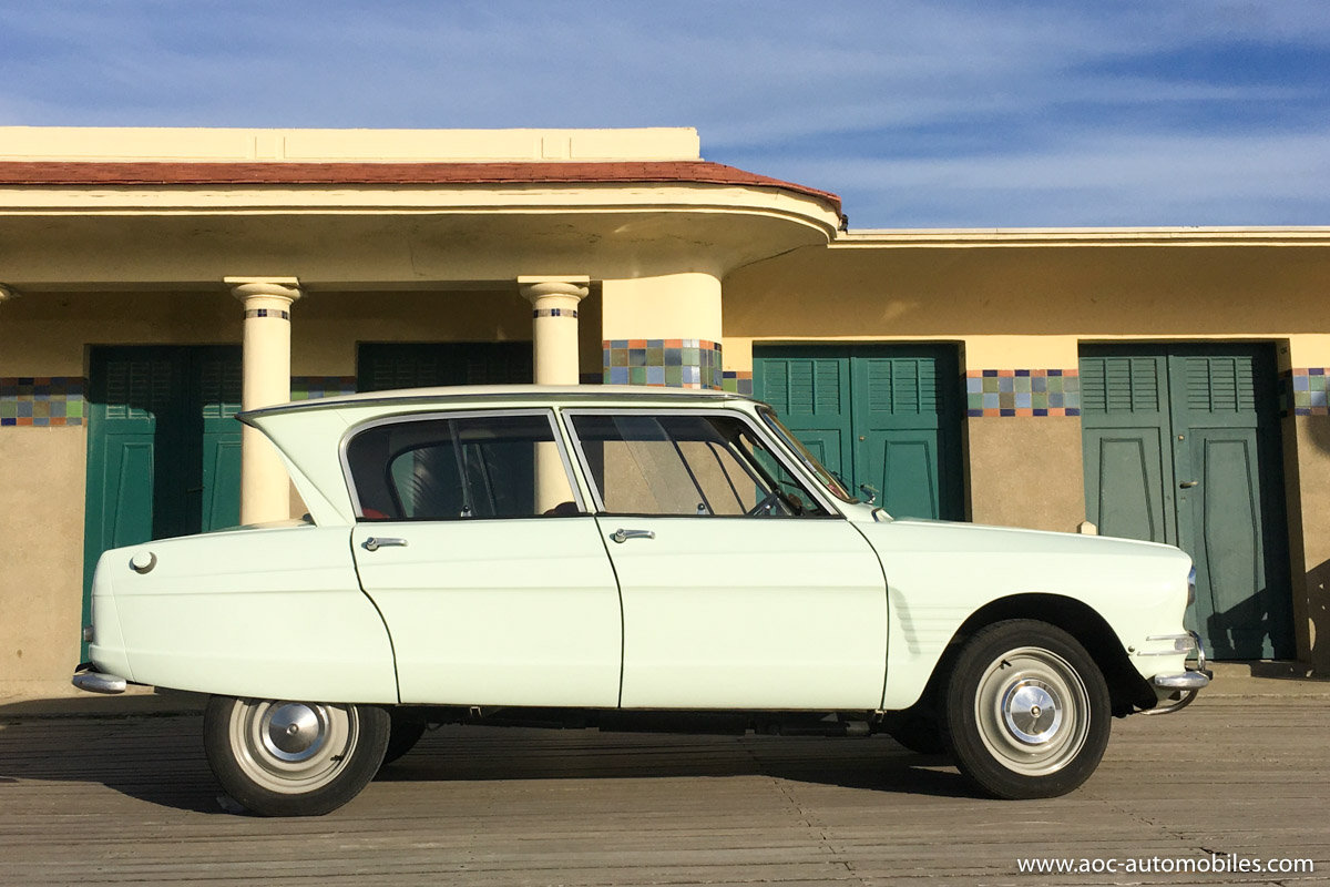 Citroën Ami 6 - 1967 Amazing condition - never restored For Sale (picture 1 of 6)