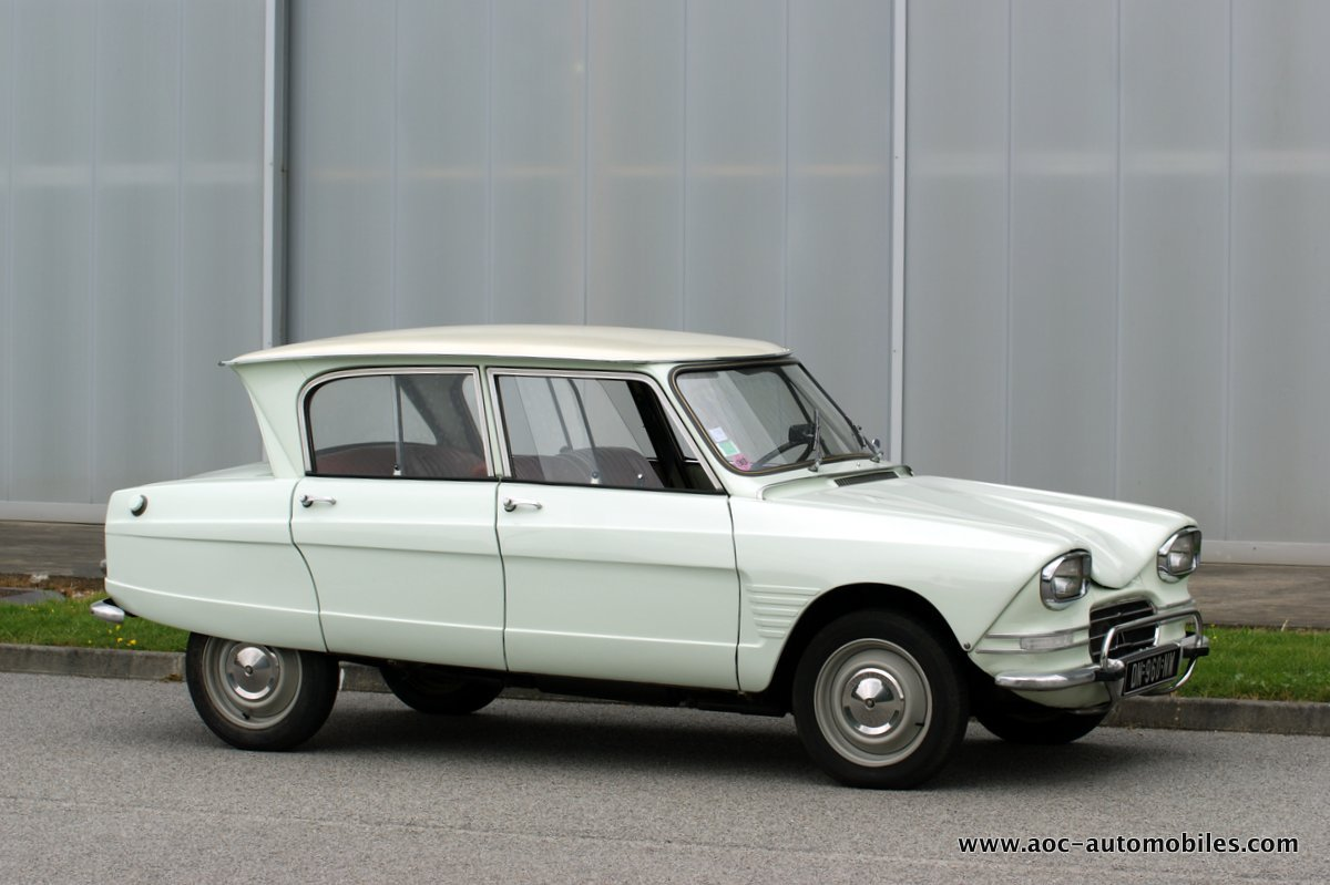 Citroën Ami 6 - 1967 Amazing condition - never restored For Sale (picture 2 of 6)