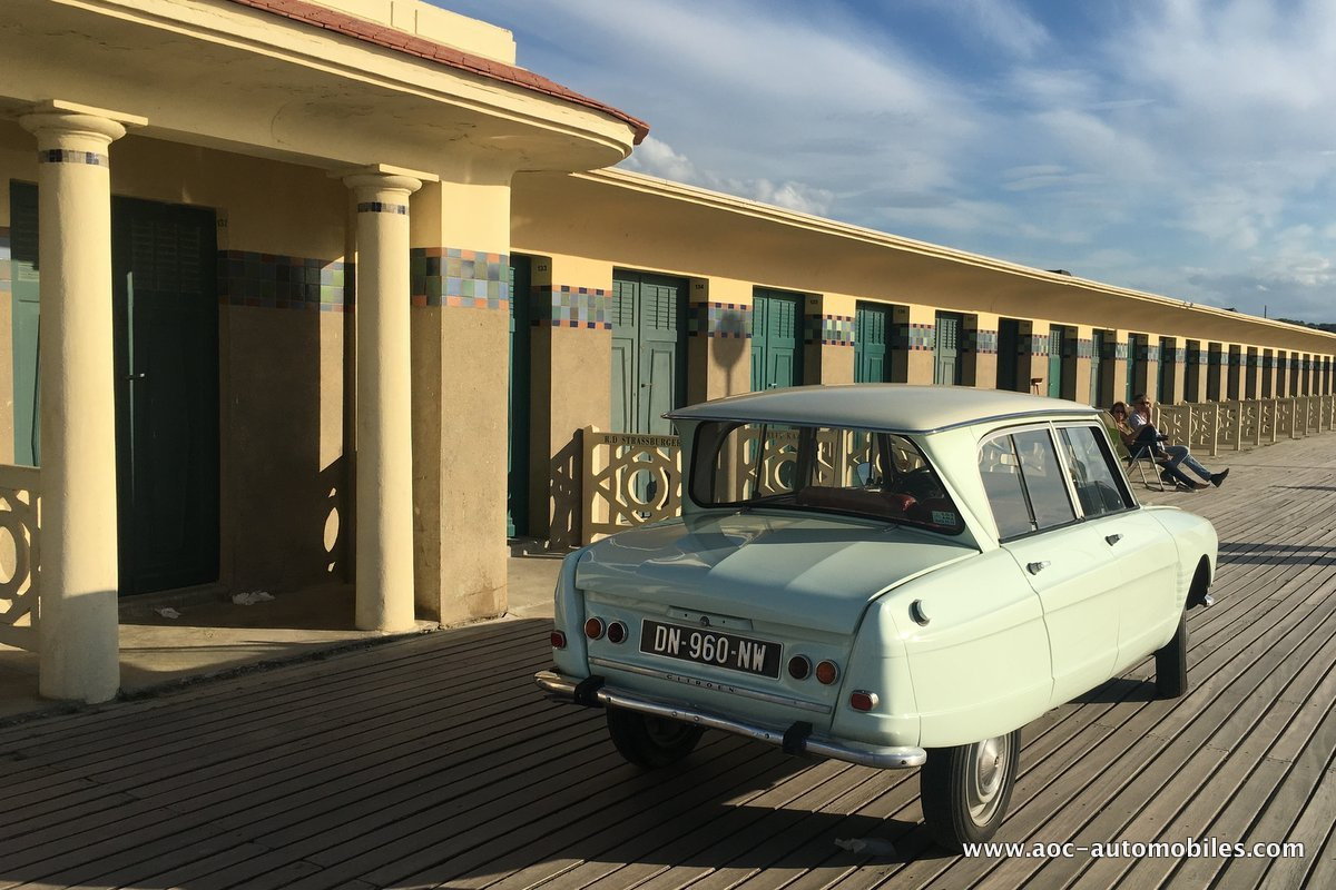 Citroën Ami 6 - 1967 Amazing condition - never restored For Sale (picture 3 of 6)