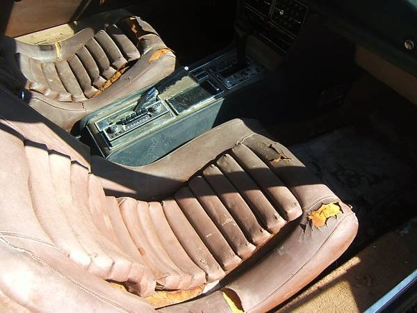 1972 Citroen SM = Rare 1 of 100 Sunroof Project Ivory $6.7k For Sale (picture 4 of 6)