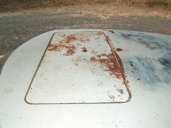 1972 Citroen SM = Rare 1 of 100 Sunroof Project Ivory $6.7k For Sale (picture 5 of 6)
