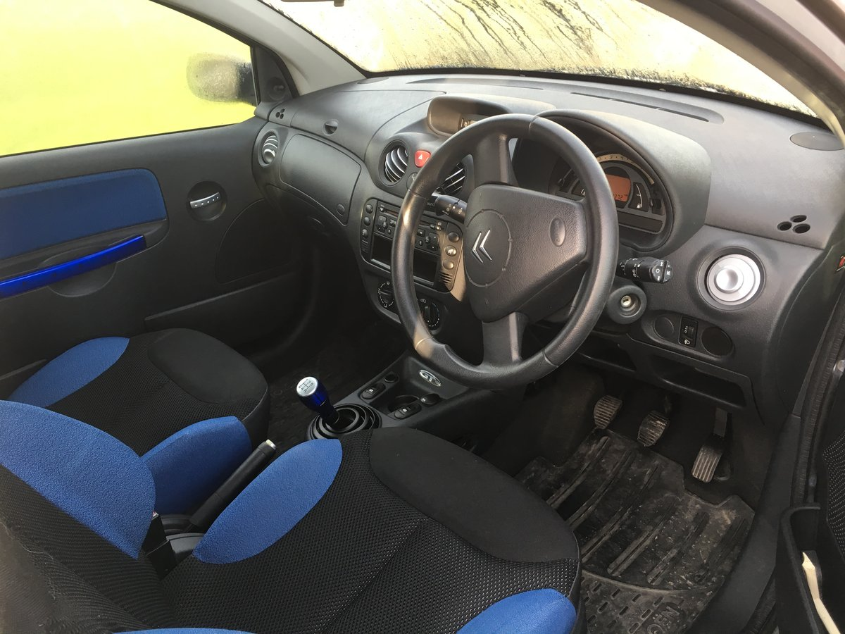 2004 Very Rare low miles C2 GT no. 1603 For Sale (picture 5 of 6)