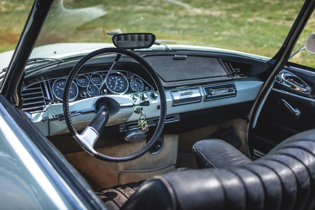 1968 Citroën DS 21 cabriolet usine For Sale by Auction (picture 4 of 5)