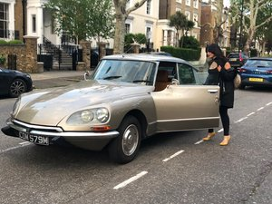 1974 Citroen DS20 Semi-Auto Pallas For Sale