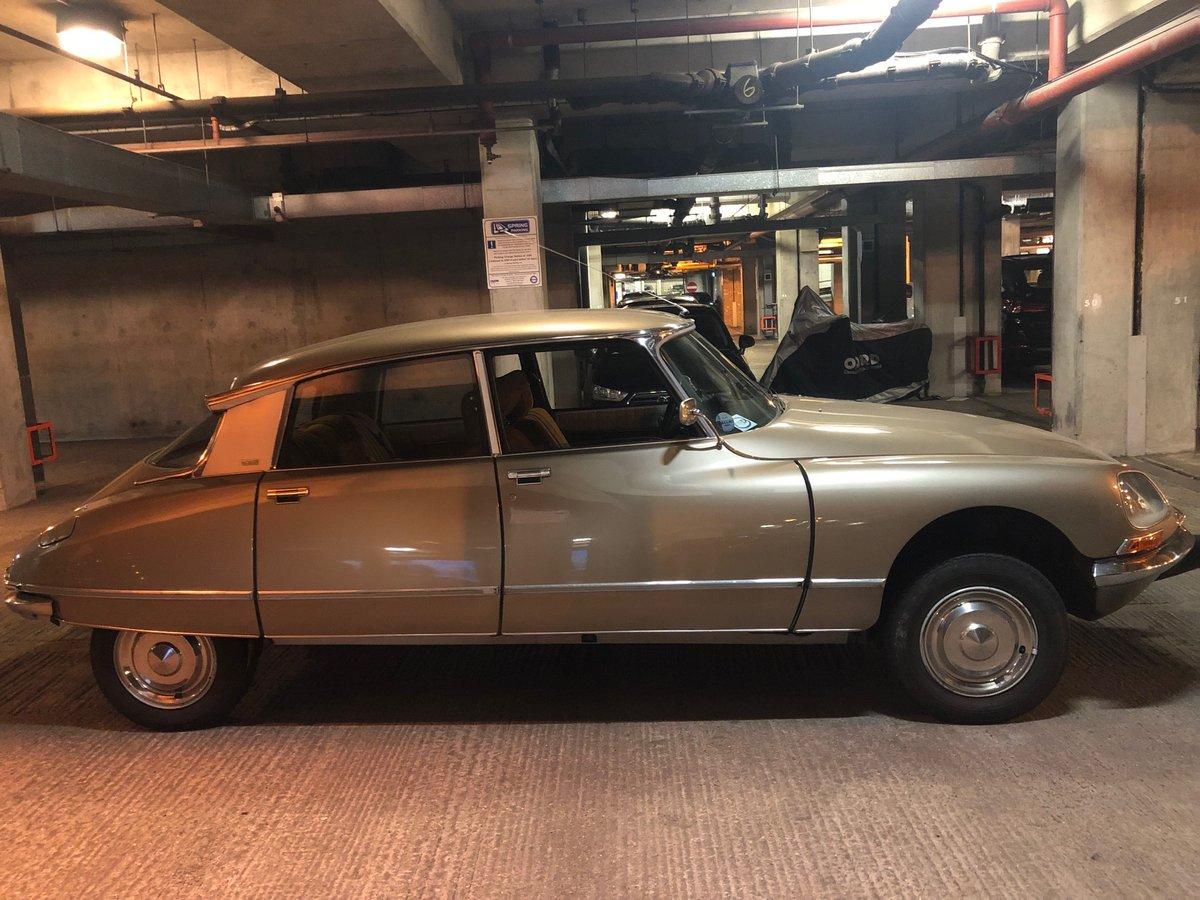 1974 Citroen DS20 Semi-Auto Pallas For Sale (picture 4 of 6)