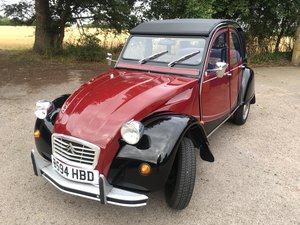 1985 Citroen 2cv/2cv6 Charleston 652cc For Sale
