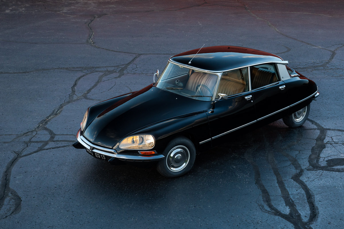 1972 Citroen DS21 Pallas Saloon For Sale (picture 1 of 6)