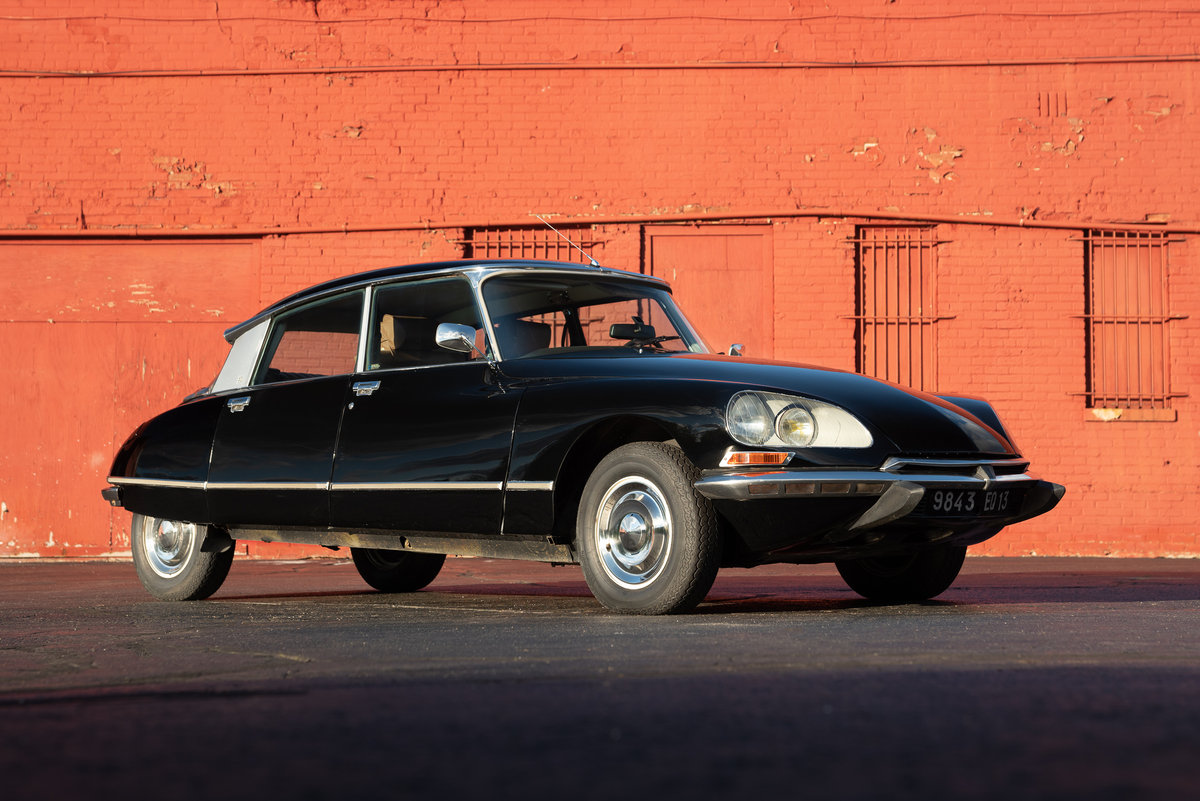 1972 Citroen DS21 Pallas Saloon For Sale (picture 3 of 6)