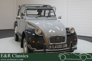 Citroën 2CV6 Charleston 1985 restored