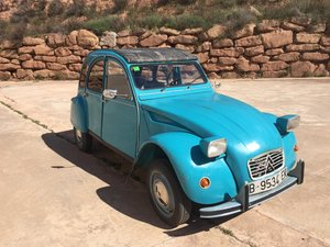 Citroen 2CV6 CT 1980 located in Spain For Sale