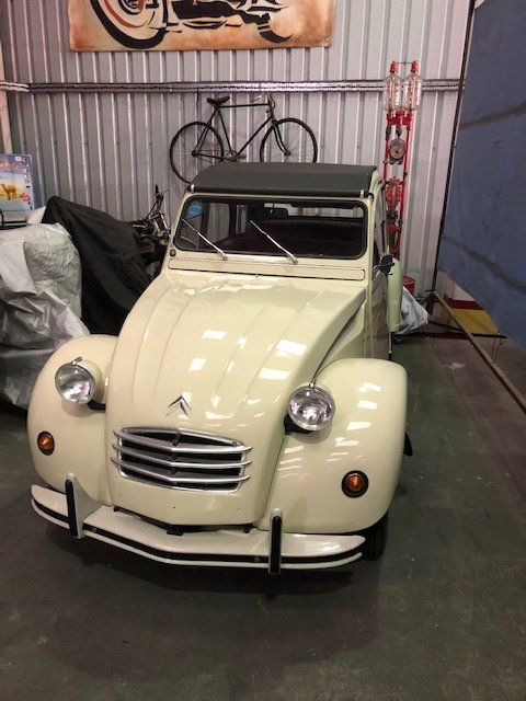 1962 Citroen 2cv 4 For sale  For Sale (picture 1 of 6)
