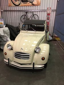 1962 Citroen 2cv 4 For sale