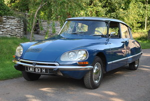 1968 Citroen DS/ID20 25,000 miles from new. For Sale