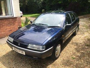 1996 Citroën Xantia automatic estate For Sale