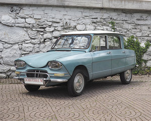 1964 Citroen Ami 6 (ohne Limit)