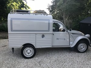 1976 Citroen Derived Panel Van for sale SOLD