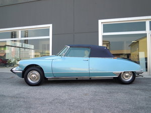 1966 Stunning DS 21 Cabriolet original For Sale