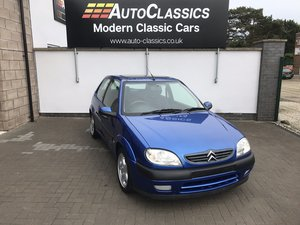 2002 Citreon Saxo VTS 1.6 16 Valve