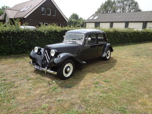 1956 Citroen Traction Avant 11BL