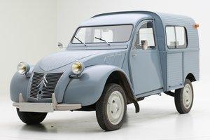 CITROEN AZUA 1960 For Sale by Auction