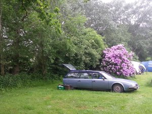 1984 Citroen Series 1 Safari Turbo Diesel Estate