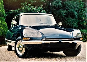 1974 Citroen DS23 Pallas 5Sp Manual For Sale