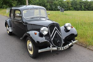 Citroen 11BL 1952 - To be auctioned 26-07-19 For Sale by Auction