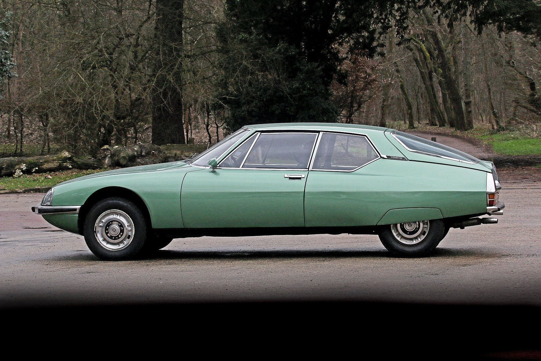 1972 - Citroën SM Maserati  SOLD by Auction (picture 3 of 5)