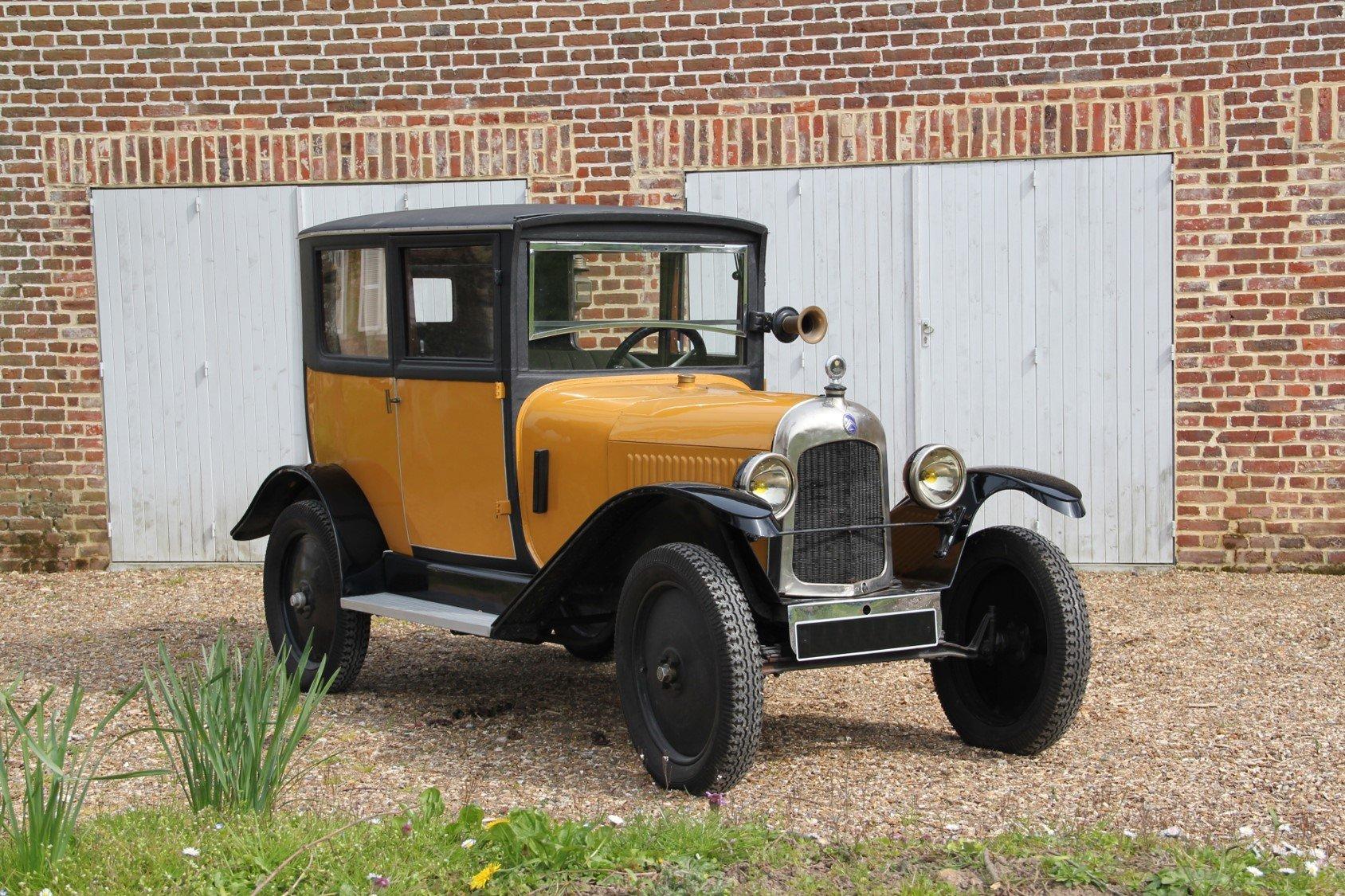 Rare Letourneur & Marchand 1924 Citroën 5 HP For Sale (picture 1 of 6)