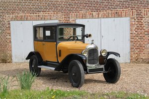 Rare Letourneur & Marchand 1924 Citroën 5 HP For Sale
