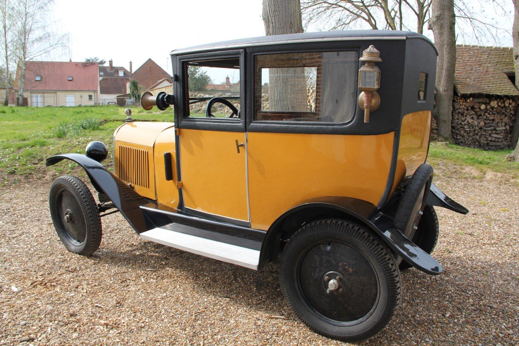 Rare Letourneur & Marchand 1924 Citroën 5 HP For Sale (picture 2 of 6)