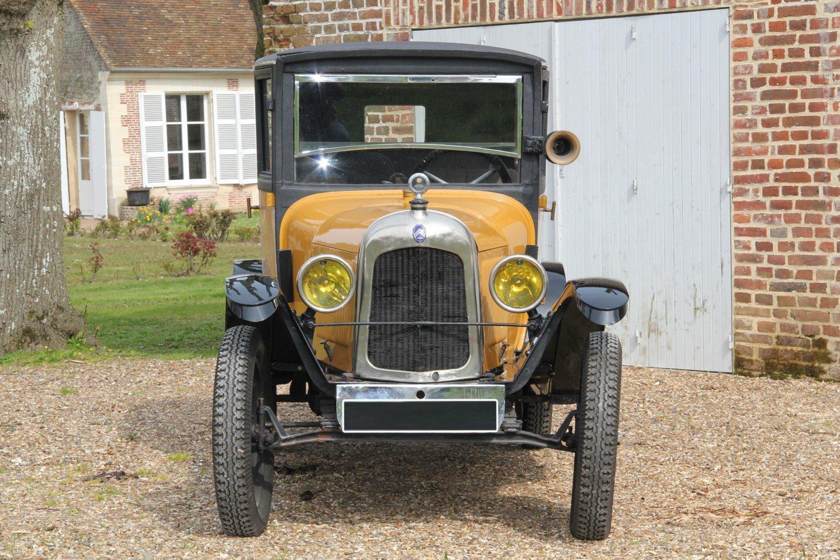 Rare Letourneur & Marchand 1924 Citroën 5 HP For Sale (picture 3 of 6)