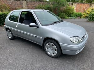 **NEW ENTRY** 2002 Citroen Saxo SOLD by Auction