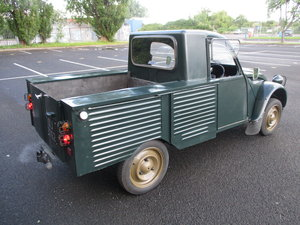 1982 2CV Pickup For Sale