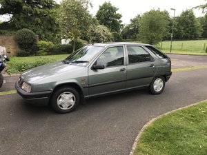 1992 Citroen ZX 1.9D Aura with just 73K one owner For Sale