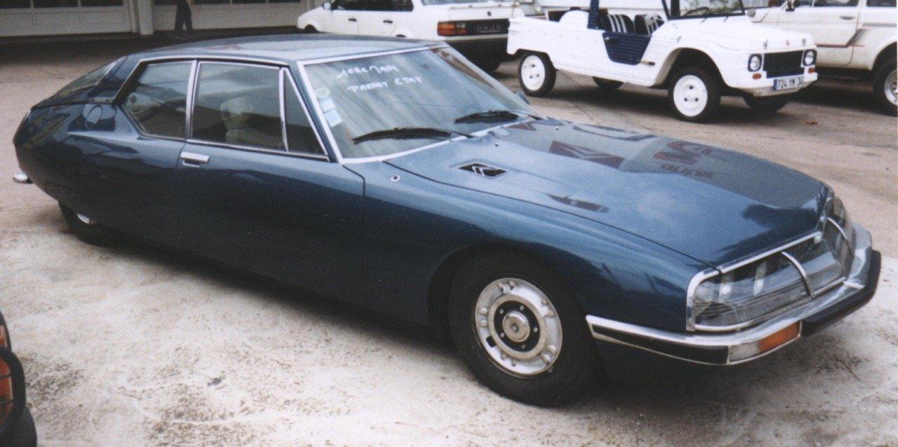 1971 Citroen SM Carburetor. 47314Km For Sale (picture 1 of 6)