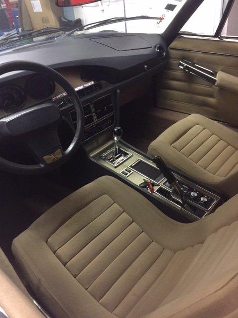 1971 Citroen SM Carburetor. 47314Km For Sale (picture 2 of 6)