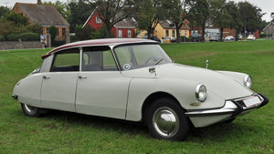 LHD - Citroen ID19 year 1962 -manual transmission. For Sale