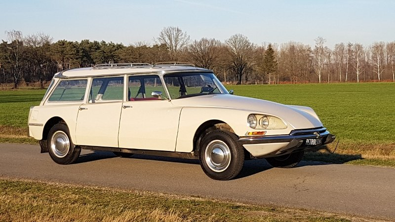 1971 Citroen ID20F Break Familiale For Sale (picture 1 of 6)