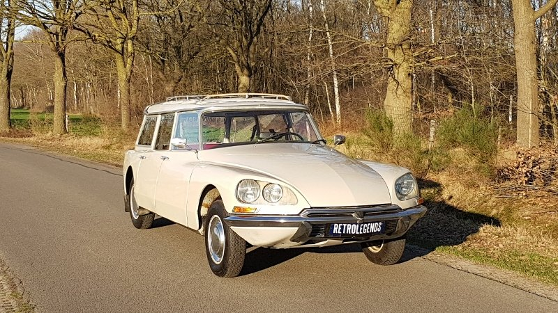 1971 Citroen ID20F Break Familiale For Sale (picture 2 of 6)
