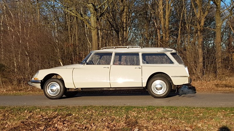 1971 Citroen ID20F Break Familiale For Sale (picture 3 of 6)