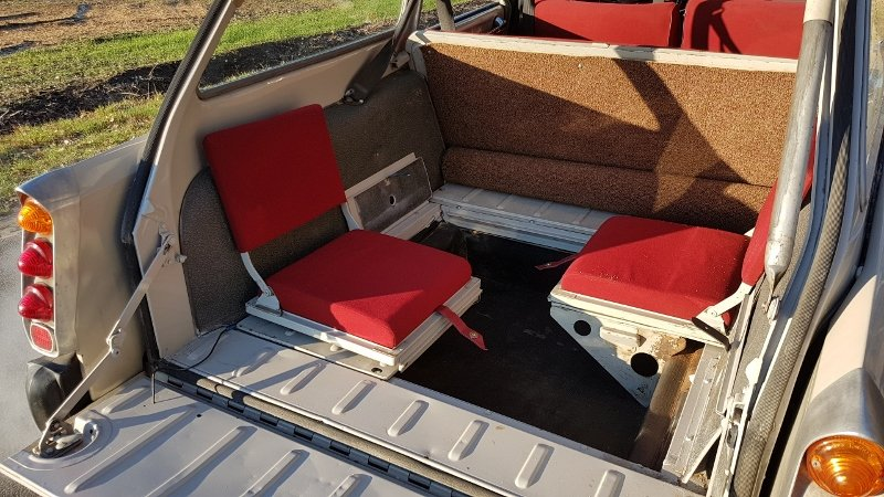 1971 Citroen ID20F Break Familiale For Sale (picture 6 of 6)