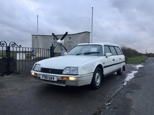1988 CX familiale 2.5 Auto full dealer history from new For Sale