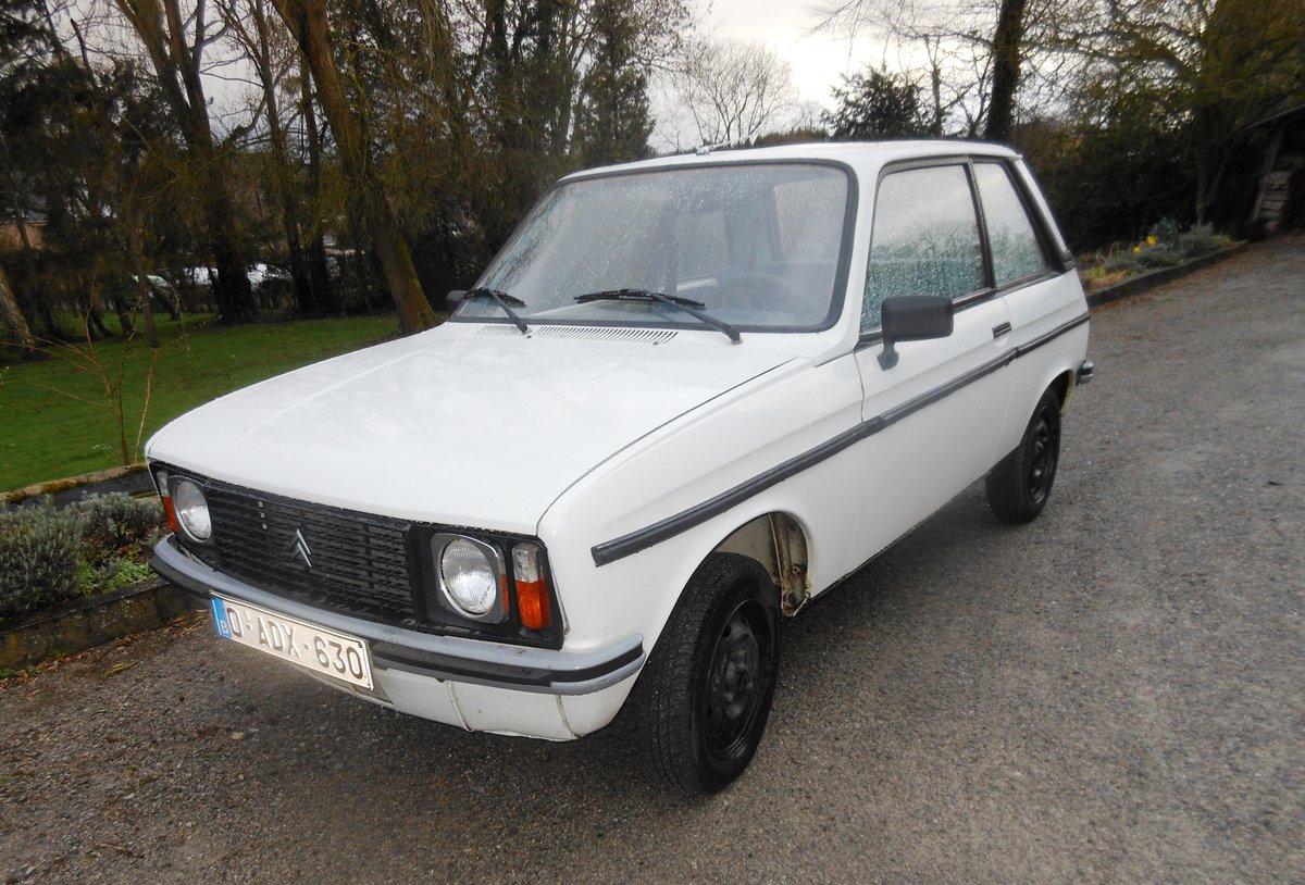 1983 Citroen LNA For Sale (picture 1 of 6)