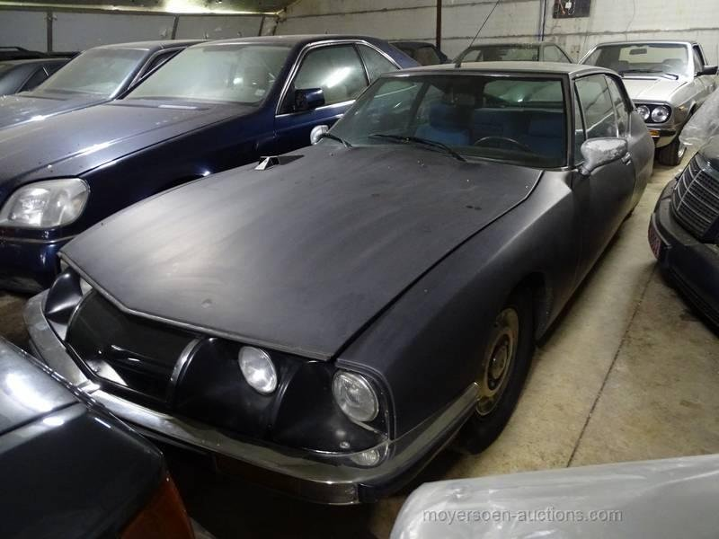1971 CITROËN SM  For Sale by Auction (picture 1 of 6)