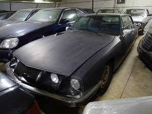 1971 CITROËN SM  For Sale by Auction