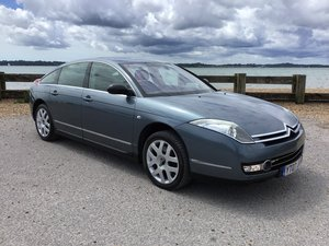 2007 CITROEN C6 EXCLUSIVE 2.7 HDI, LOUNGE PACK.