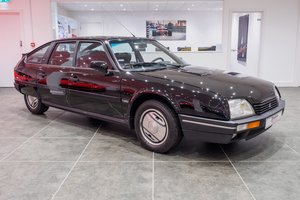 1985 Citroen CX25 GTi Turbo / LHD